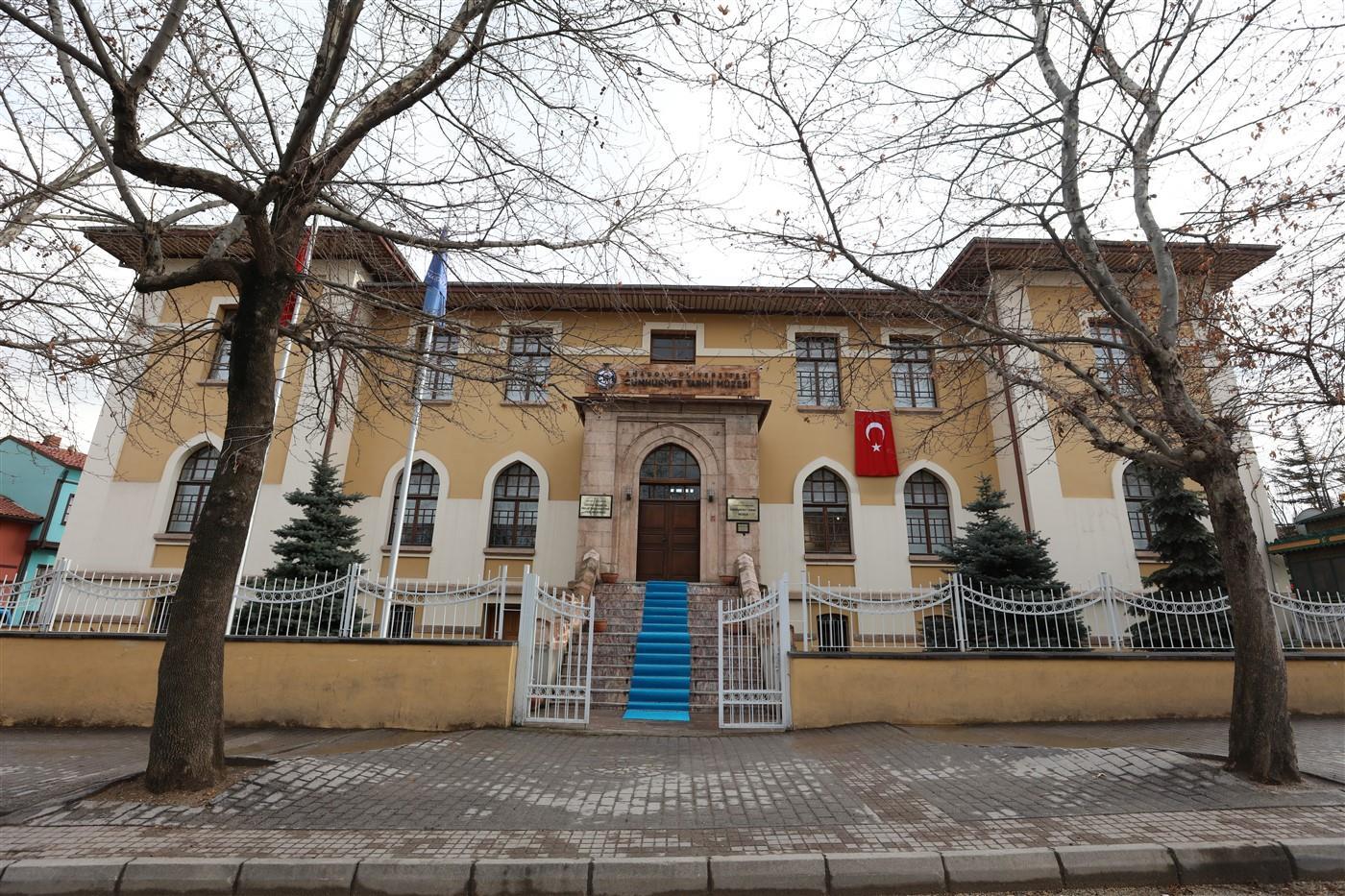 Cumhuriyet Tarihi Müzesi (Odunpazarı)